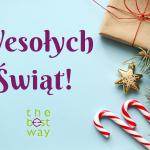 Wesołych Świąt – Merry Christmas!